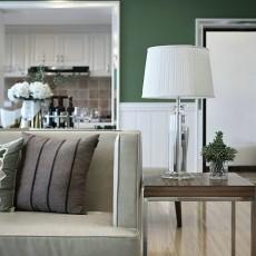 热门109平方三居客厅现代装修效果图片大全