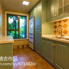 热门复式厨房装修实景图