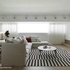 精选面积97平现代三居客厅实景图片大全