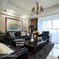 精选新古典三居客厅装修欣赏图片