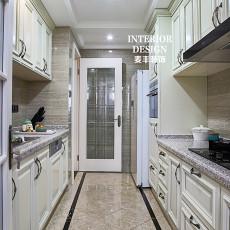 新古典风格三居室厨房设计案例