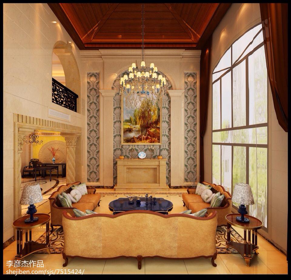 现代简约中式客厅装饰