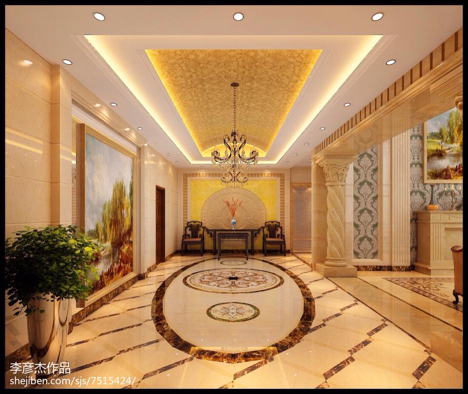 复古时尚现代中式卧室