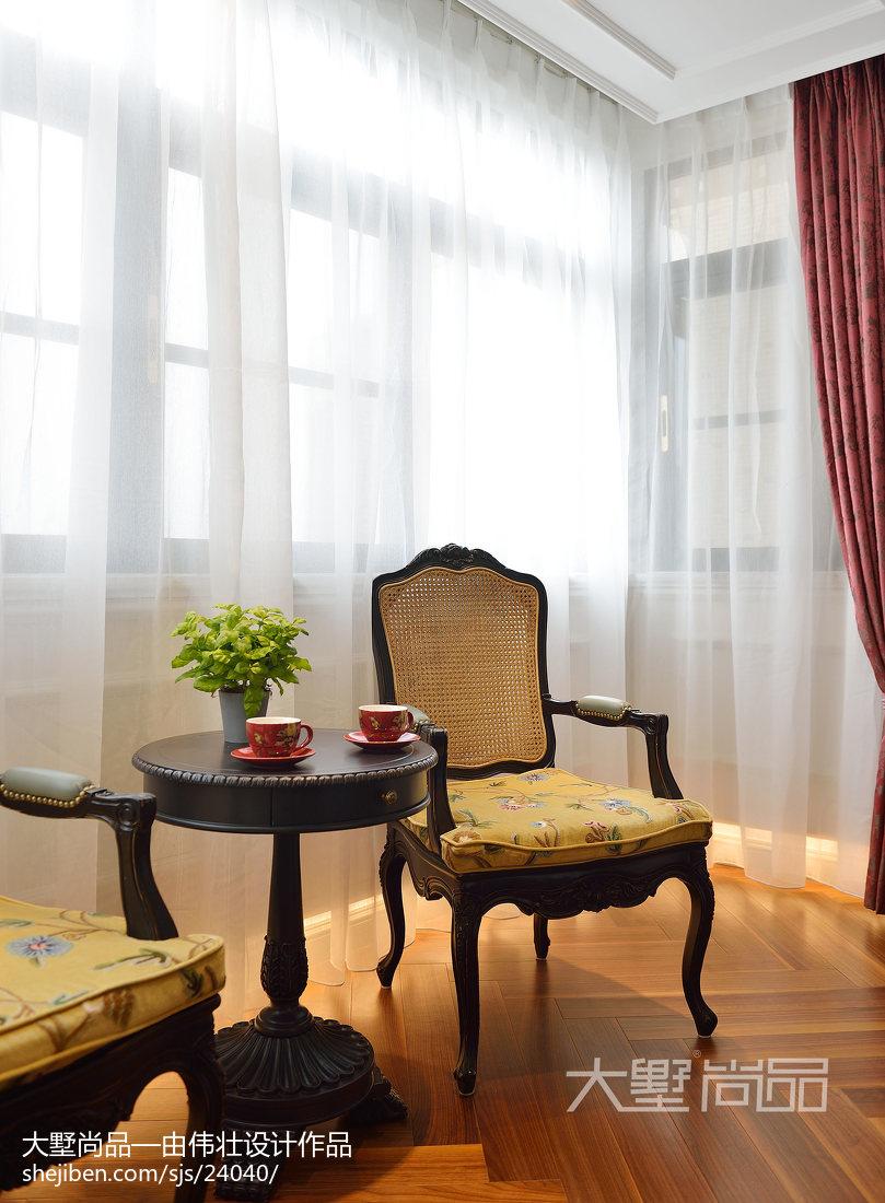 精选99平米三居客厅欧式装修欣赏图