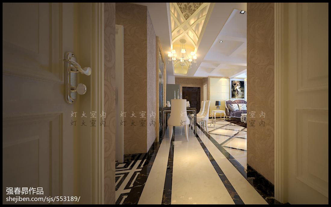 qq餐厅豪华包房_现代设计餐厅包房效果图-土巴兔装修效果图