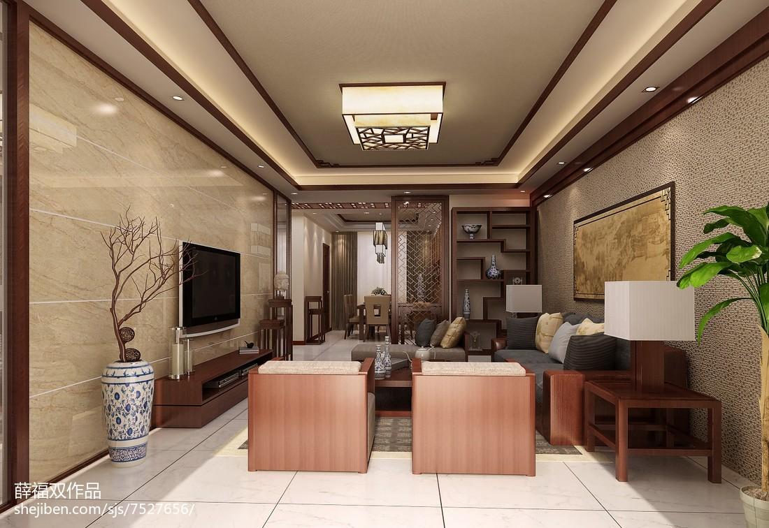 奢华精美新古典温馨卧室装修效果图