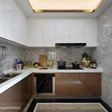 热门厨房现代装饰图片