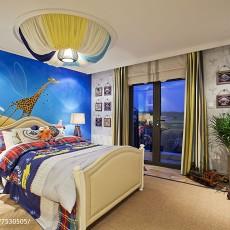 精美欧式儿童房装修效果图片