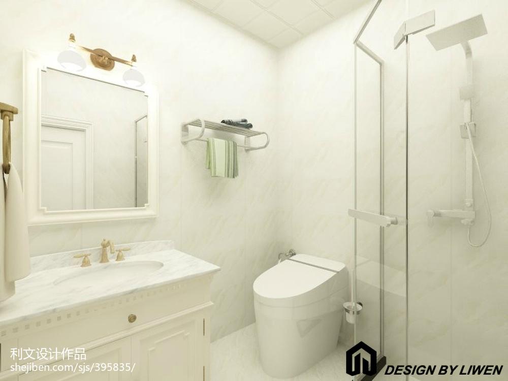 温雅北欧时尚厕所设计图片