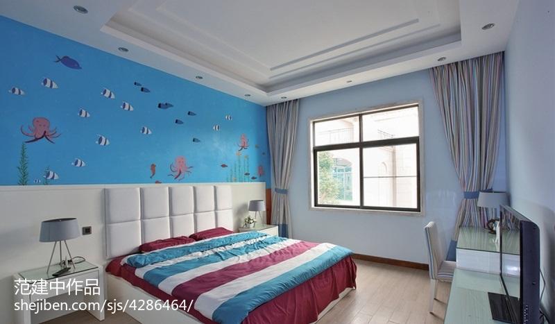 热门中式卧室装修图片大全