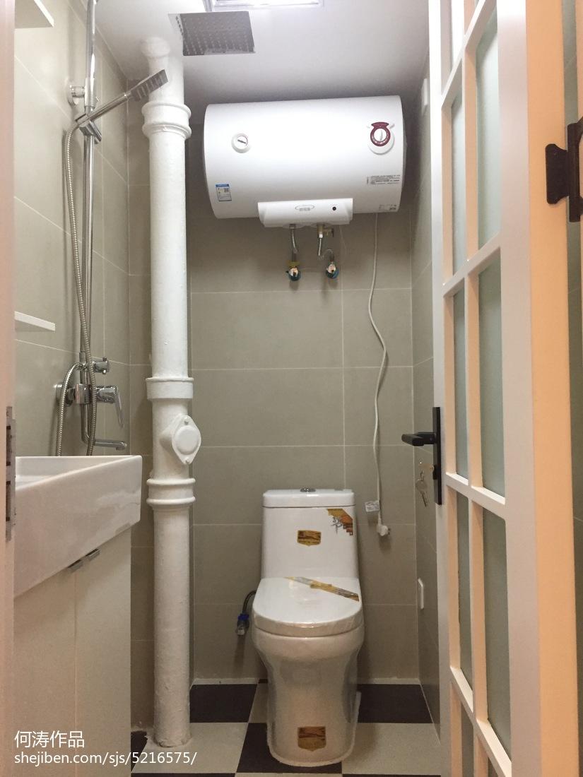 宜家风格家居设计卫生间效果图