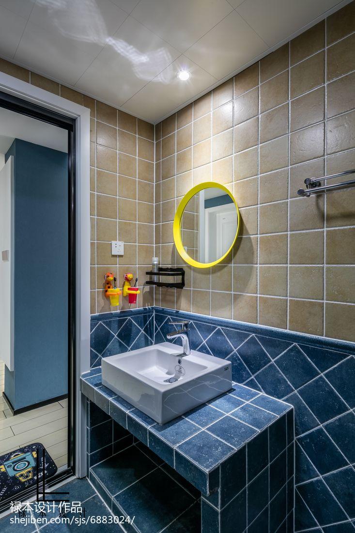 精美现代风格卫浴设计案例
