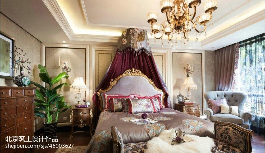 精美卧室实景图片欣赏