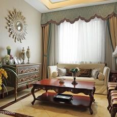 热门124平米欧式别墅客厅装修图片欣赏