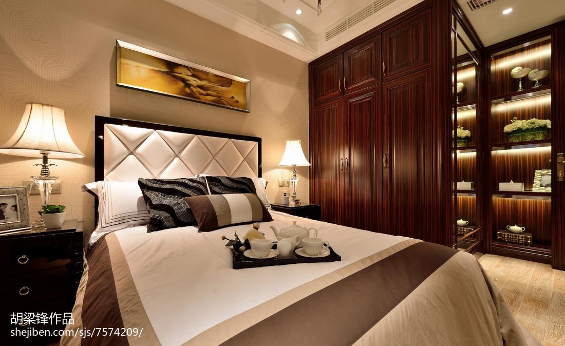 热门中式卧室装修图片