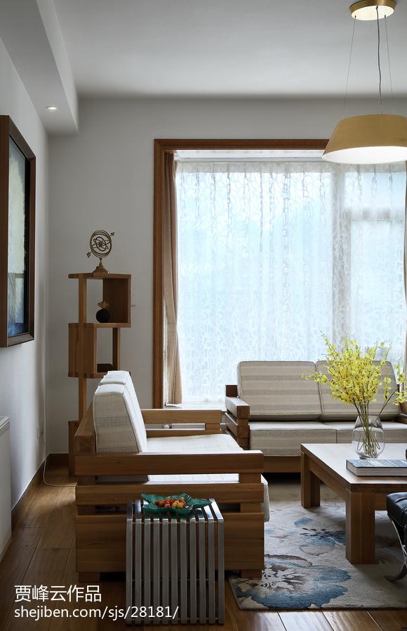 2018北欧别墅客厅装修设计效果图片欣赏
