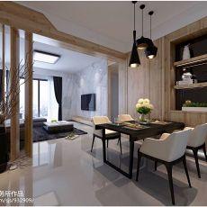 精美二居客厅宜家装修设计效果图片