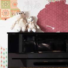热门面积130平别墅卧室美式装修效果图