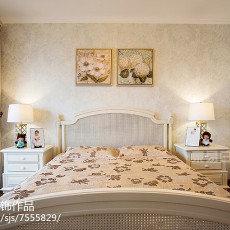精选面积120平欧式四居卧室装修效果图