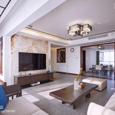 休闲中式风格背景墙设计