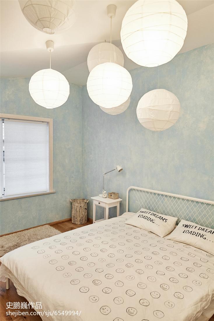 2019110平LOFT三居儿童房图片欣赏