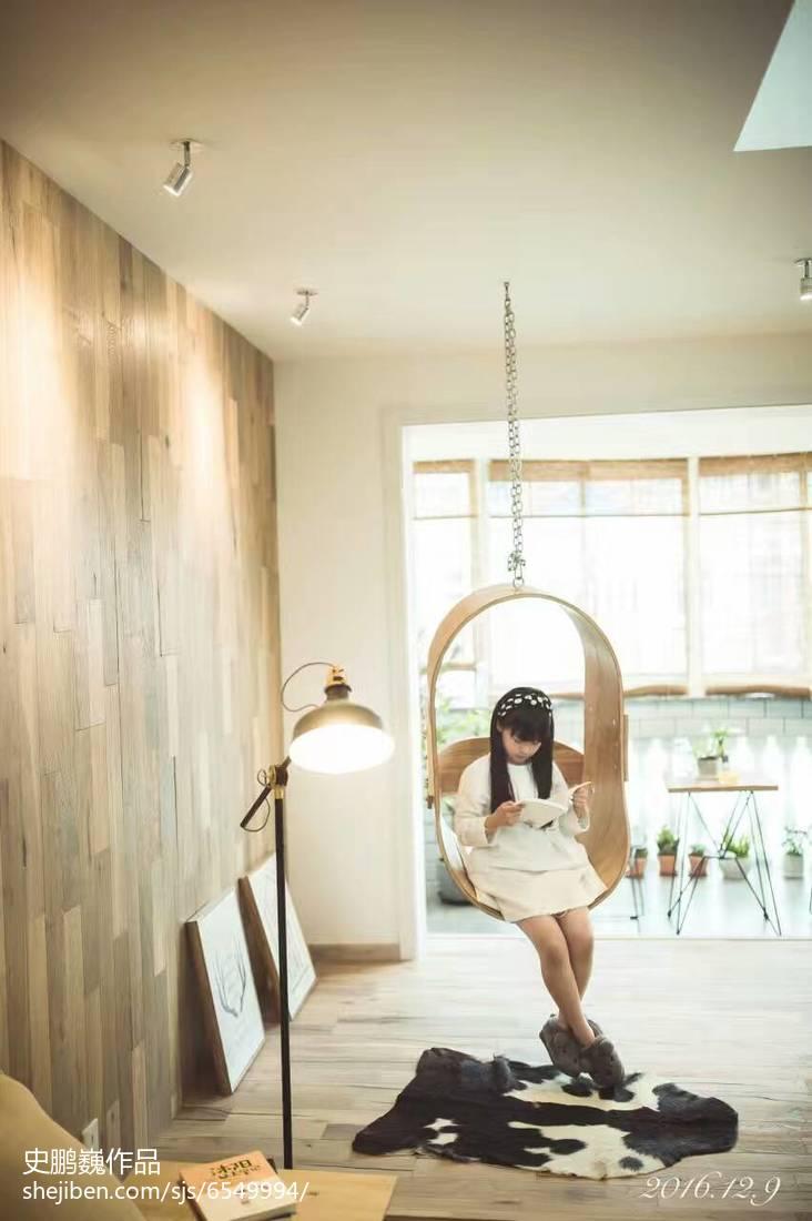 2018104平米三居客厅装修欣赏图片大全