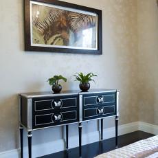 精选面积133平欧式四居卧室装修效果图片大全