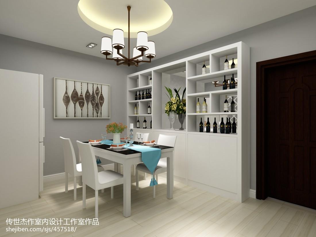 精选面积70平现代二居装修实景图