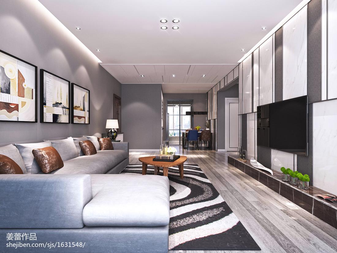 温馨时尚美式卧室装潢设计