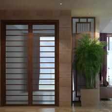 热门88平米二居客厅东南亚实景图片