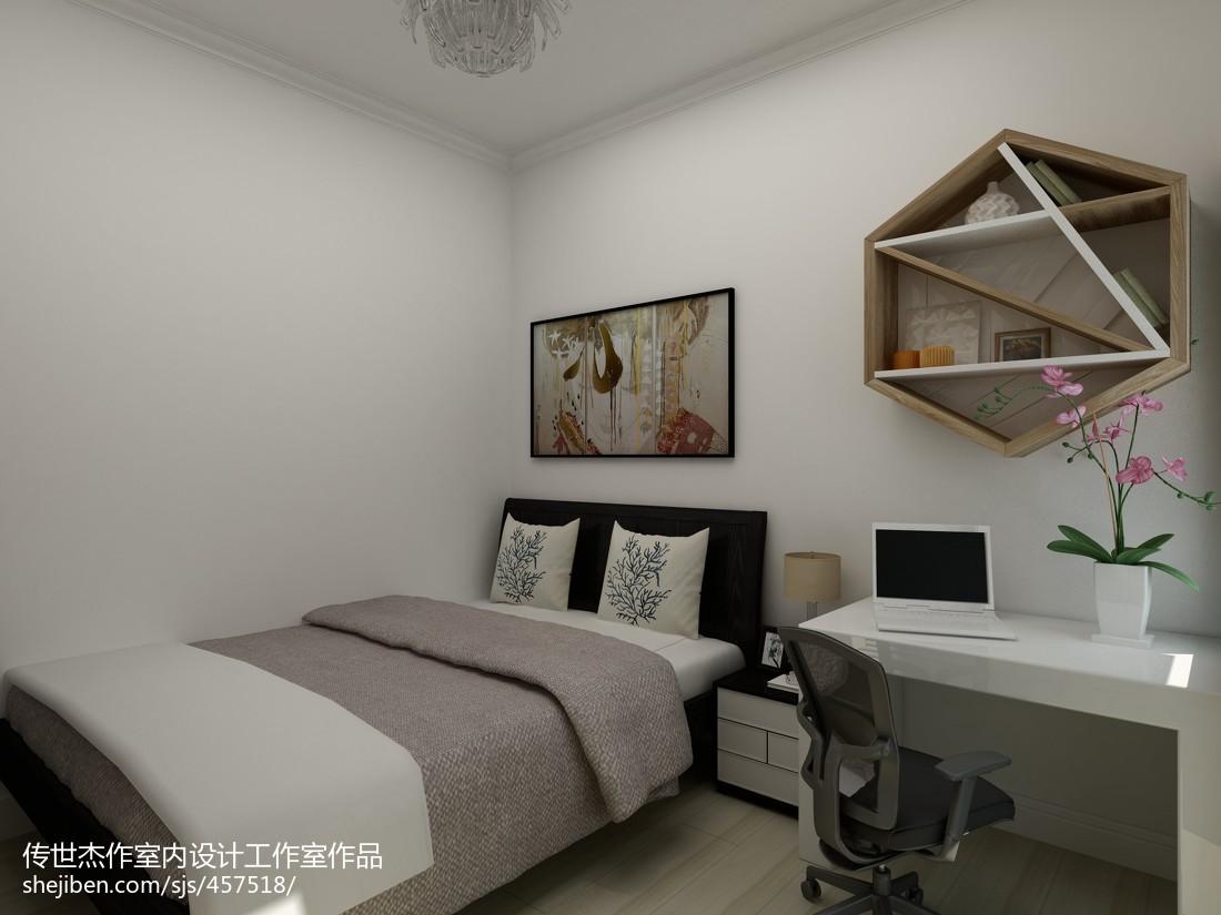 舒适休闲简约风格客厅装修效果图