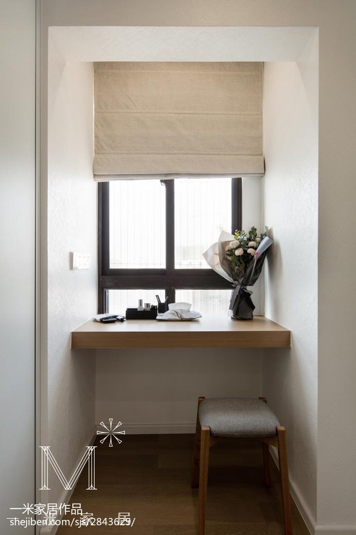 精美面积100平北欧三居客厅装修欣赏图片大全