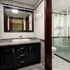 清新雅致中式风格卫浴设计