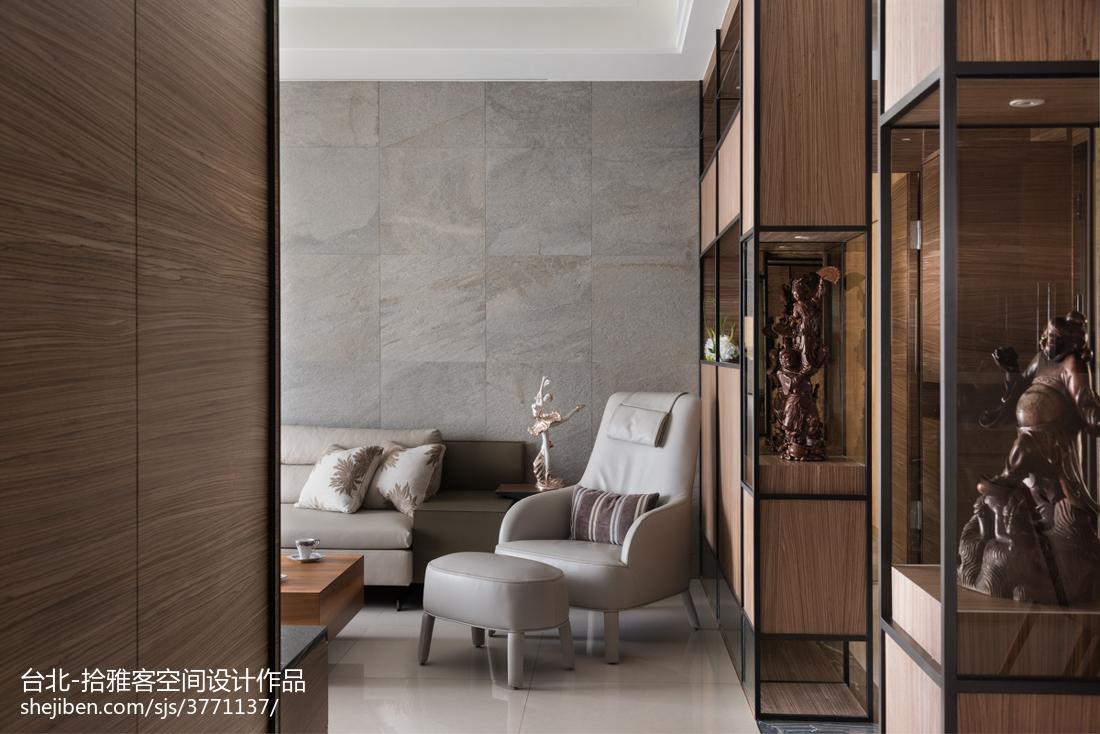 典雅143平宜家四居客厅装修案例