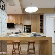 精美面积89平现代二居餐厅装修设计效果图
