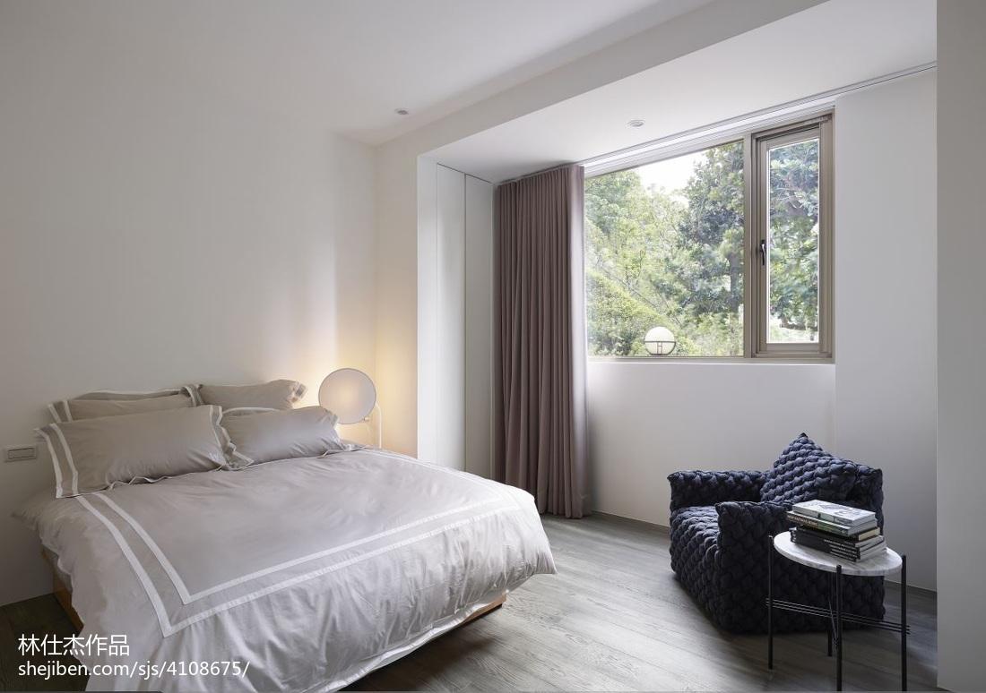 精选90平米三居卧室欧式装修欣赏图片大全