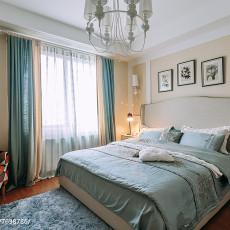 精选90平方三居卧室现代效果图片欣赏