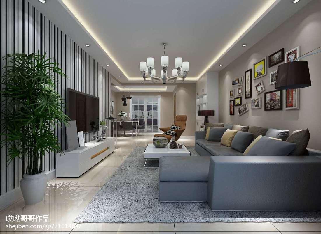 潮流雅致中式风格卧室装修效果图