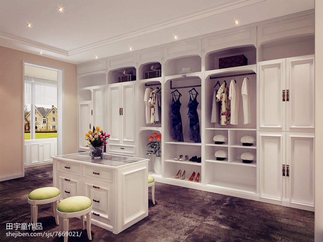 潮流雅致中式风格客厅装修效果图