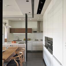 2018二居厨房现代装修效果图片大全