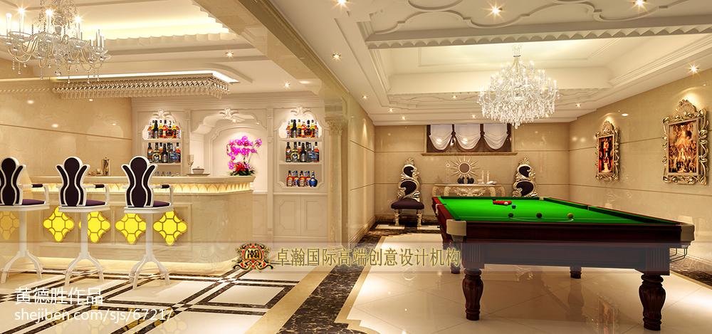 最热别墅现代装饰图片欣赏