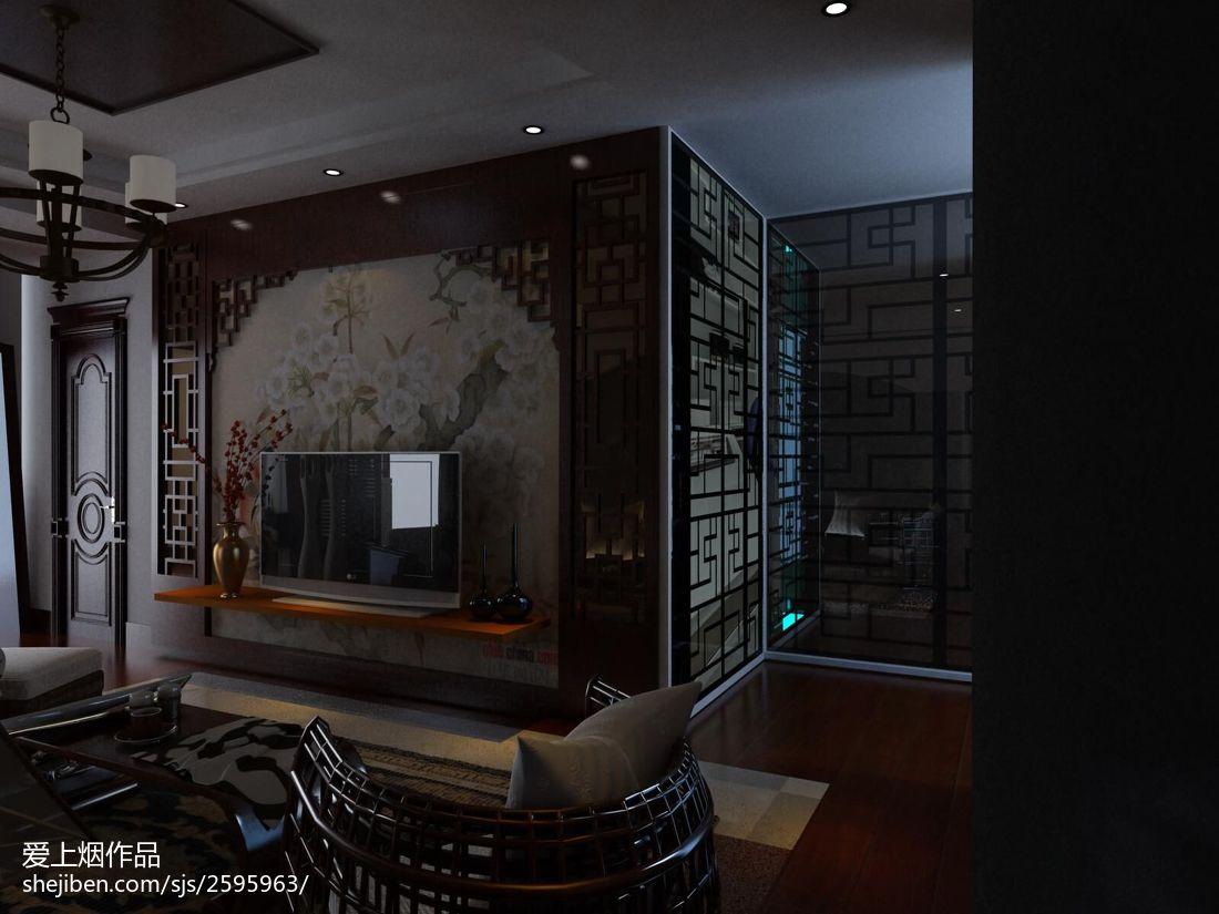 质感家居loft风格卧室装修效果图