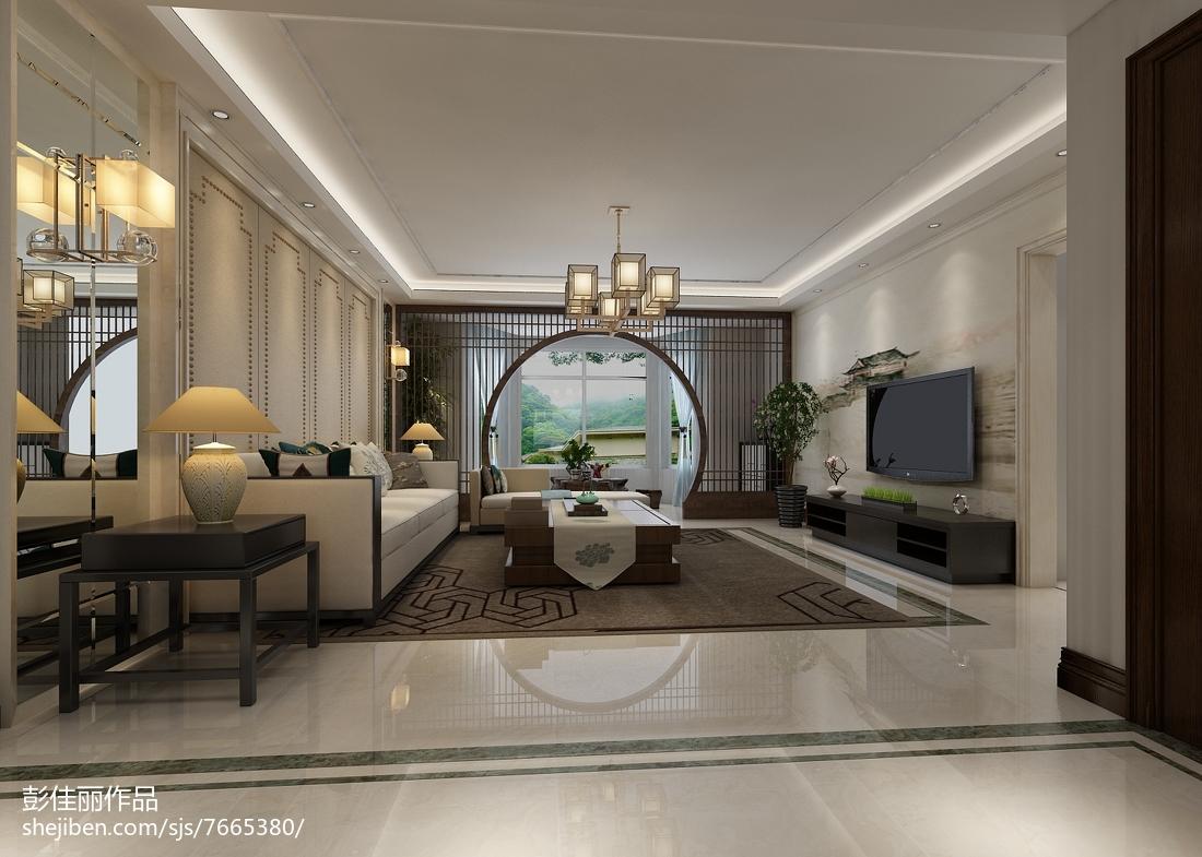 古典儒雅中式家装设计