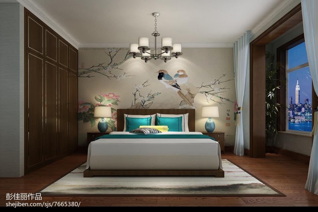 儒雅中式客厅设计大全