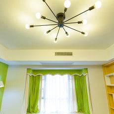 热门面积136平现代四居卧室实景图片