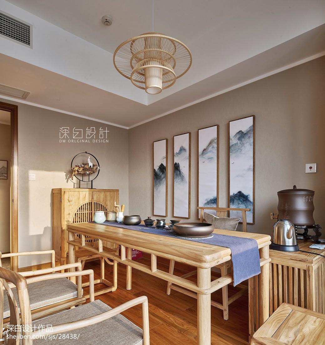 中式休闲品茶区设计