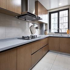 简约风格整体厨房装修效果图