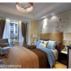 热门欧式二居卧室装饰图片大全