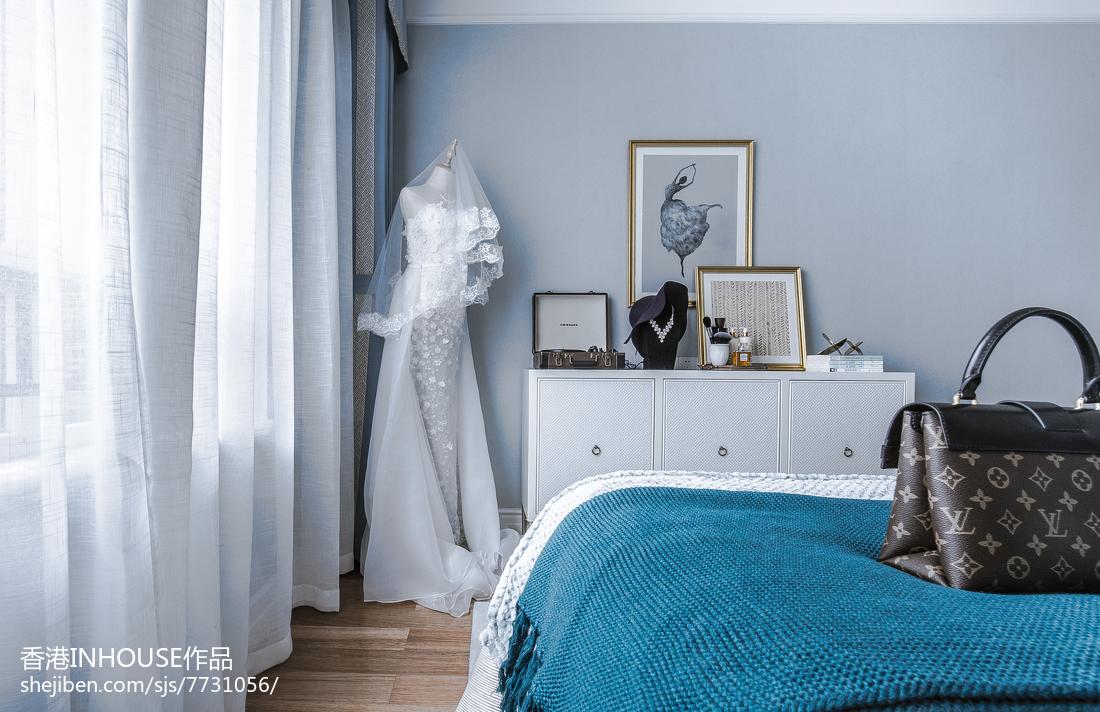 2018卧室装修图片