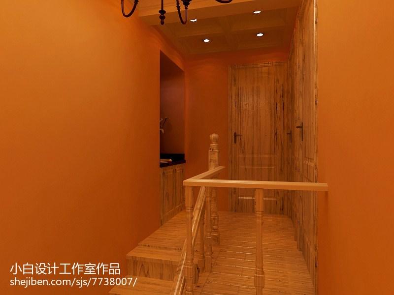 日式风格家装复式设计效果图大全